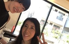 田無 田無駅 西東京 美容室 美容院 大人 髪型